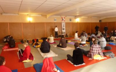 Festival de Yoga, Chambéry 2018