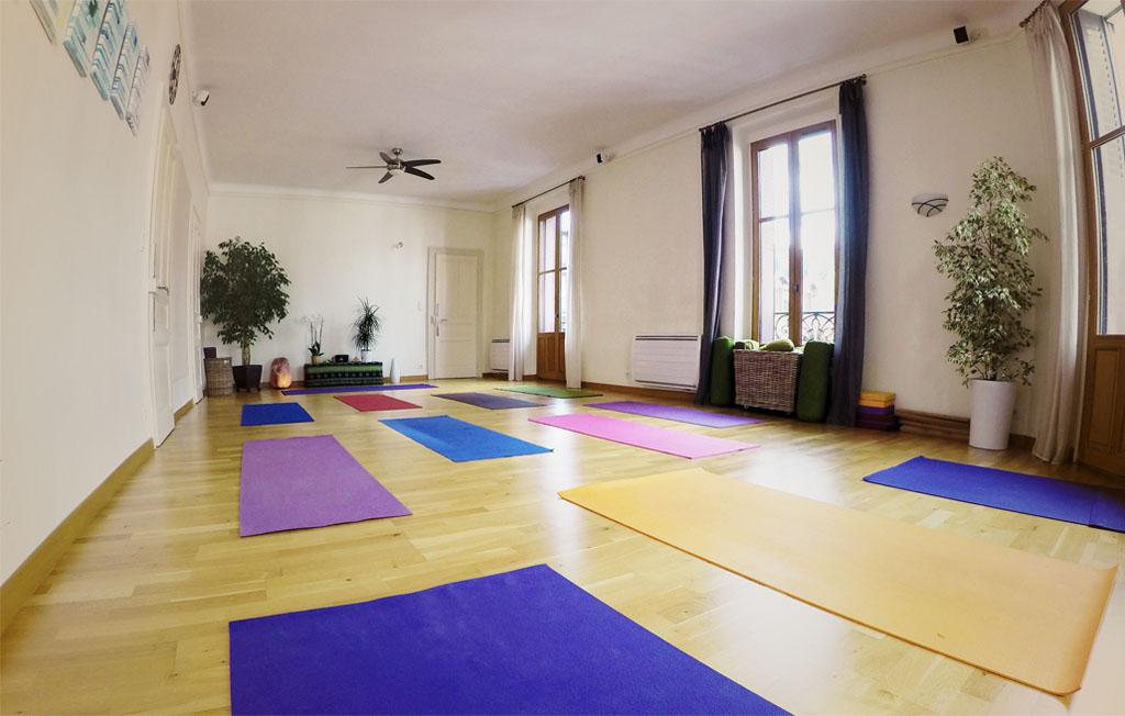 Les cours d'été à Yoga'S cool