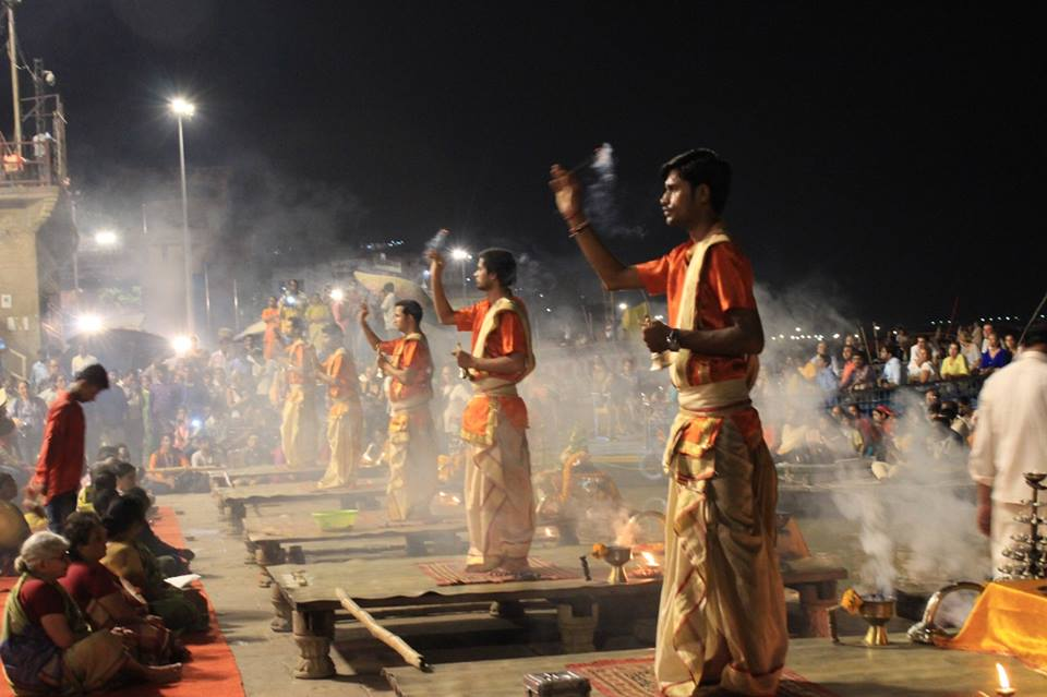Varanasi 2018, séjour Yoga & culture en Inde