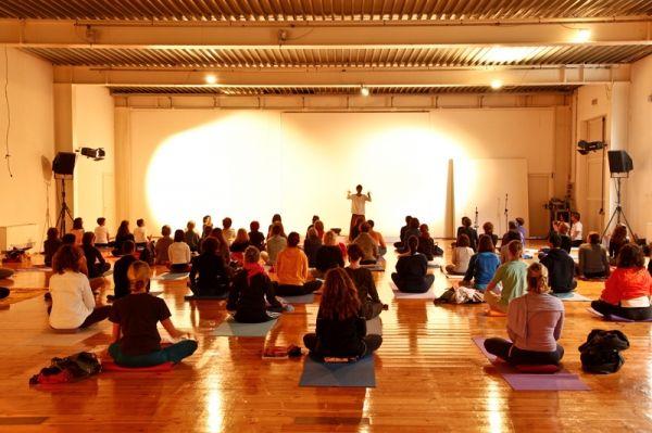 Le Festival du Yoga à Chambéry