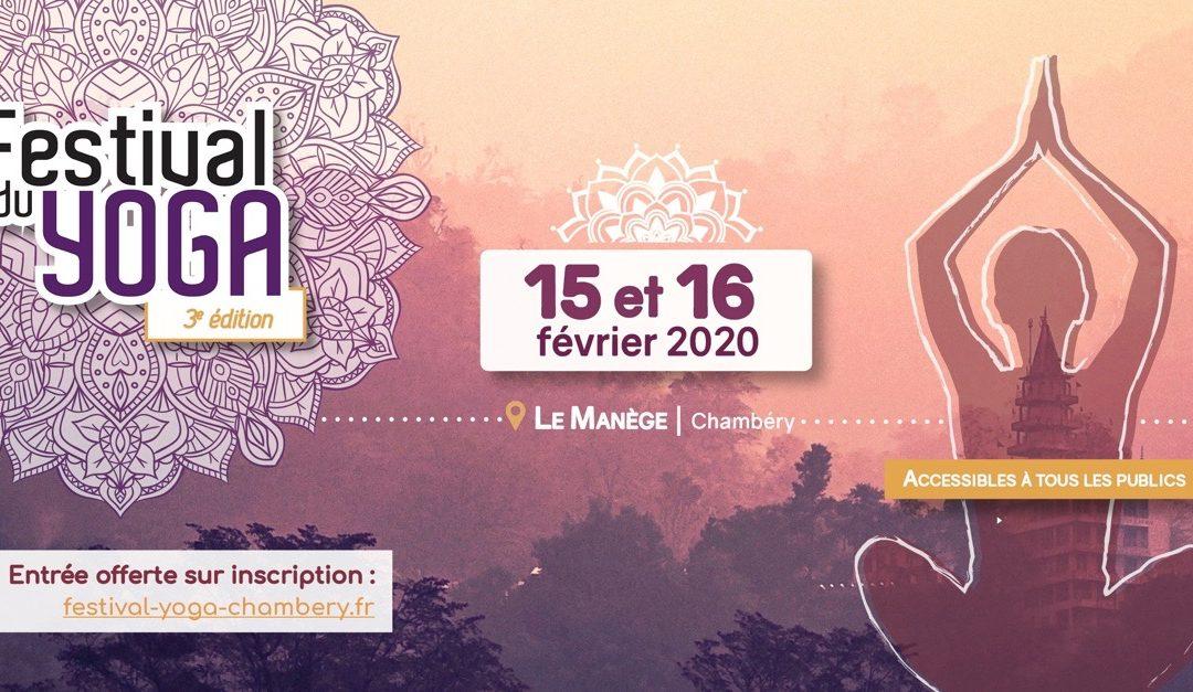 Festival du Yoga 2020